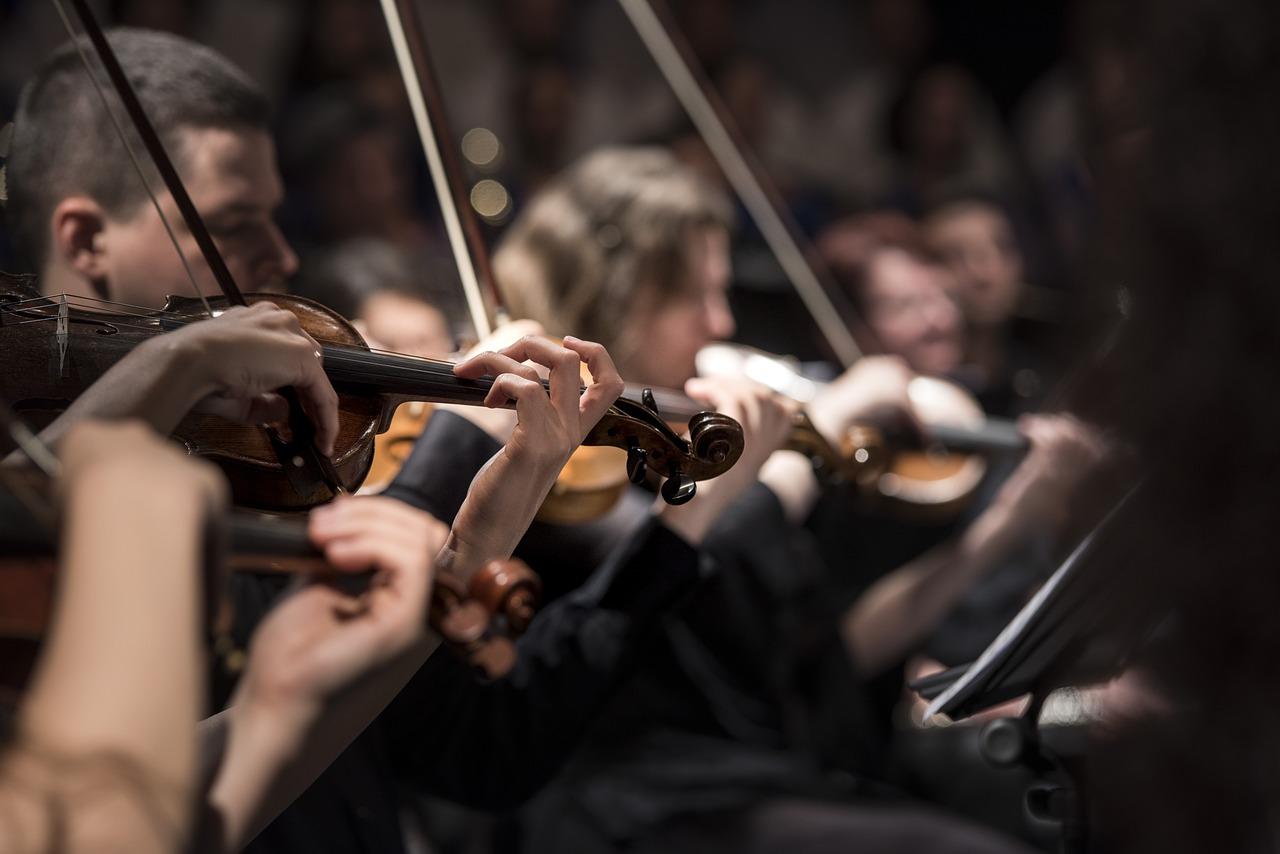 Españoles En Las Jóvenes Orquestas Europeas