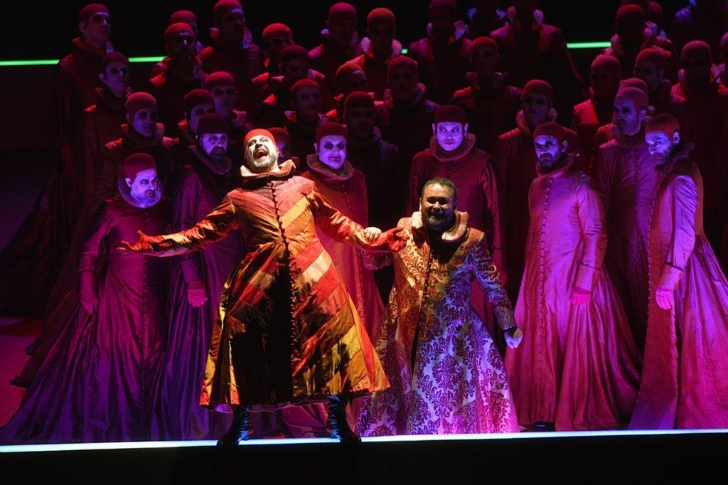 Espectacular Rigoletto En El Liceu