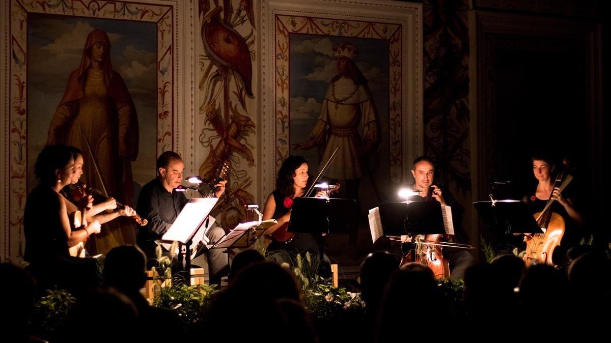 Boccherini De Lujo En Innsbruck