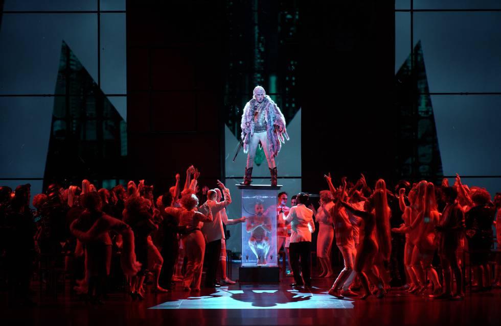 Vuelve Faust al Teatro Real