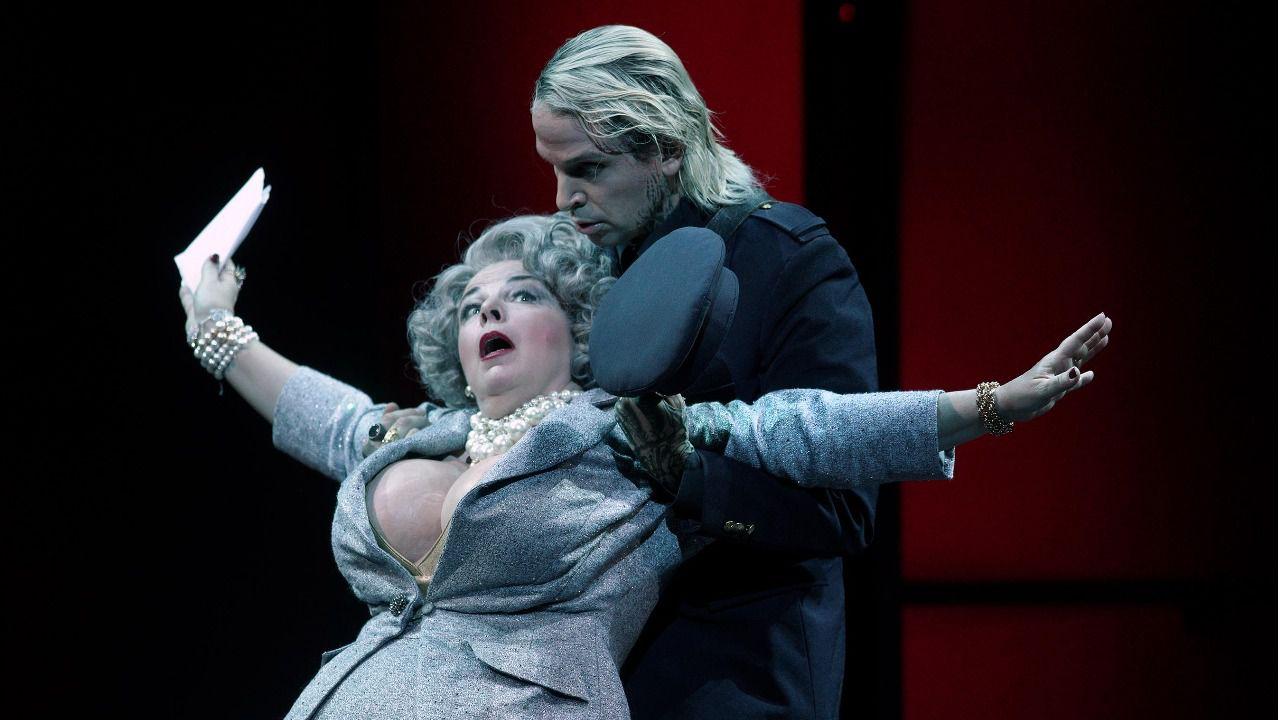 Escena de Faust Teatro Real