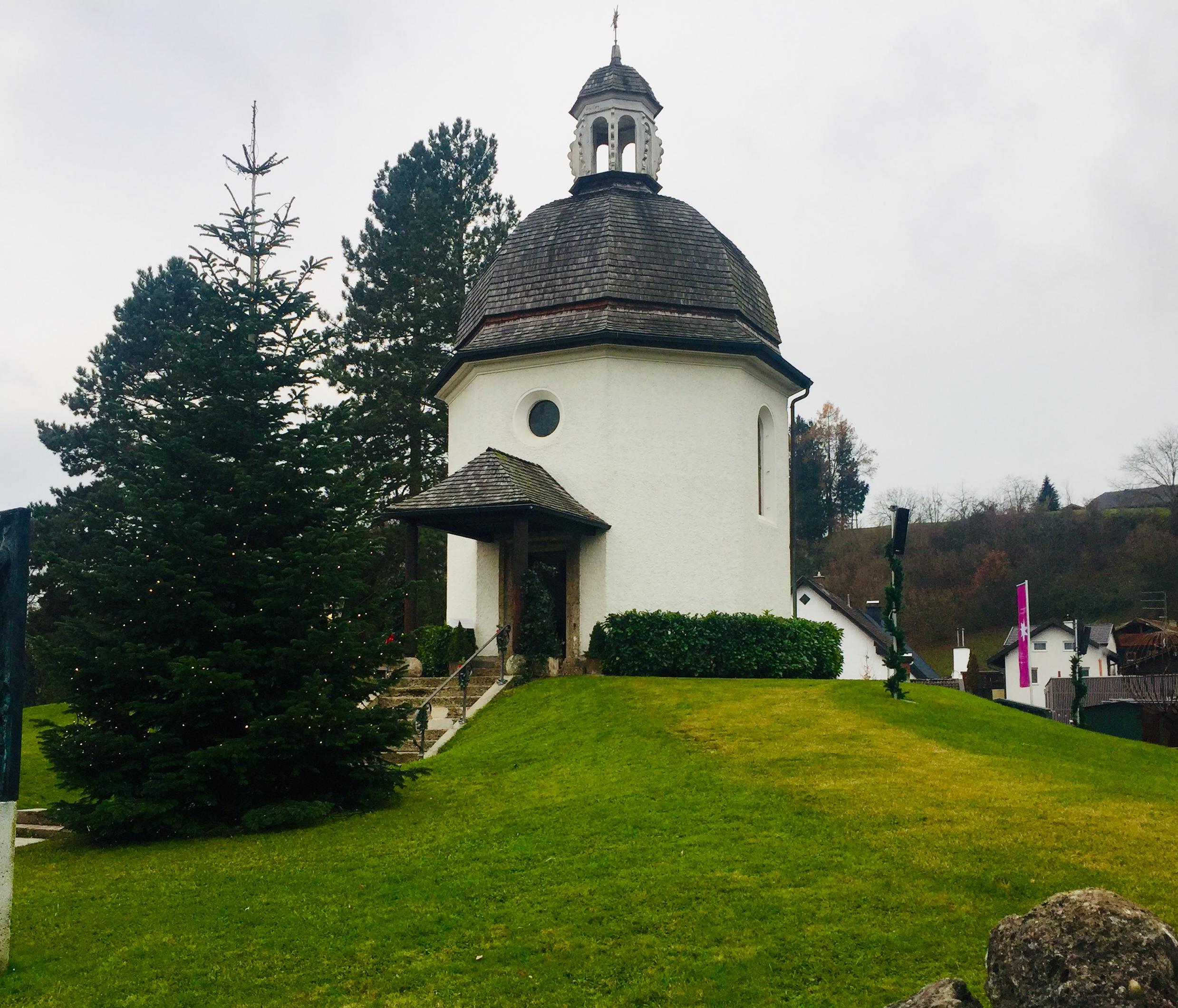 Segundo Día En Salzburg