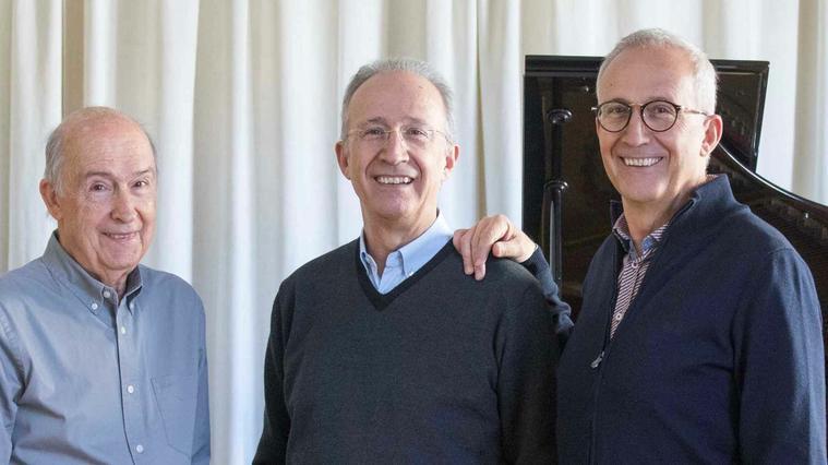 Trio De Barcelona En El Palau