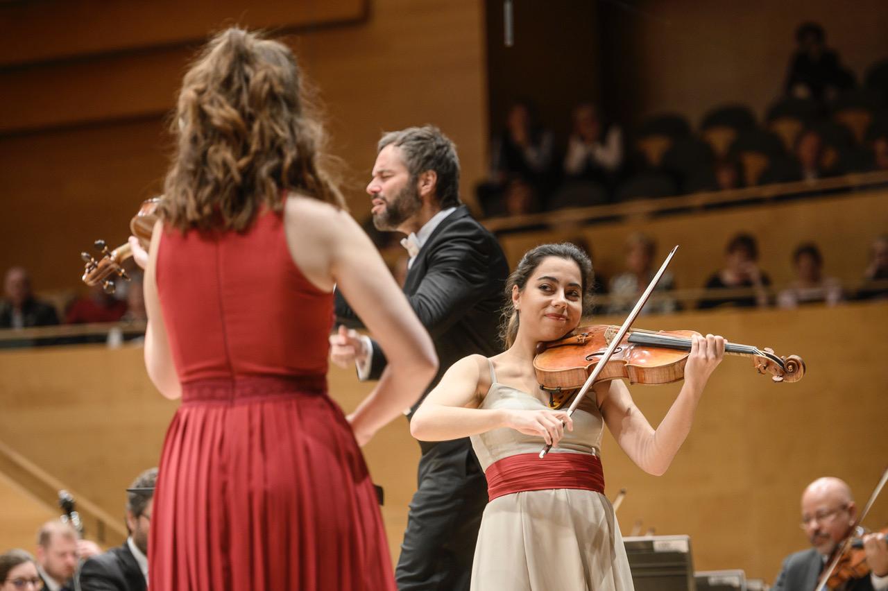 Virtuosismo Emergente En El Auditori