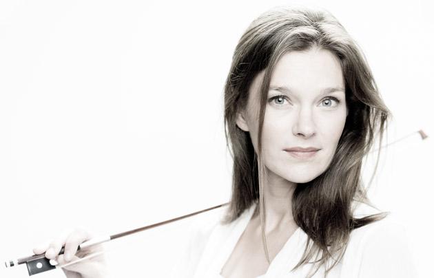 Janine Jansen En Barcelona