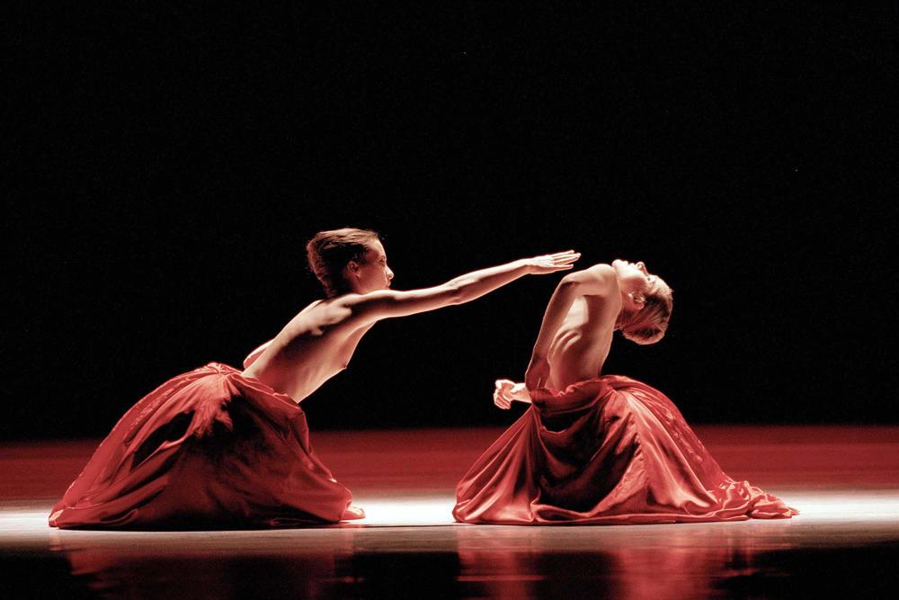 El Ballet De La ópera De Lyon Llega Al Liceu