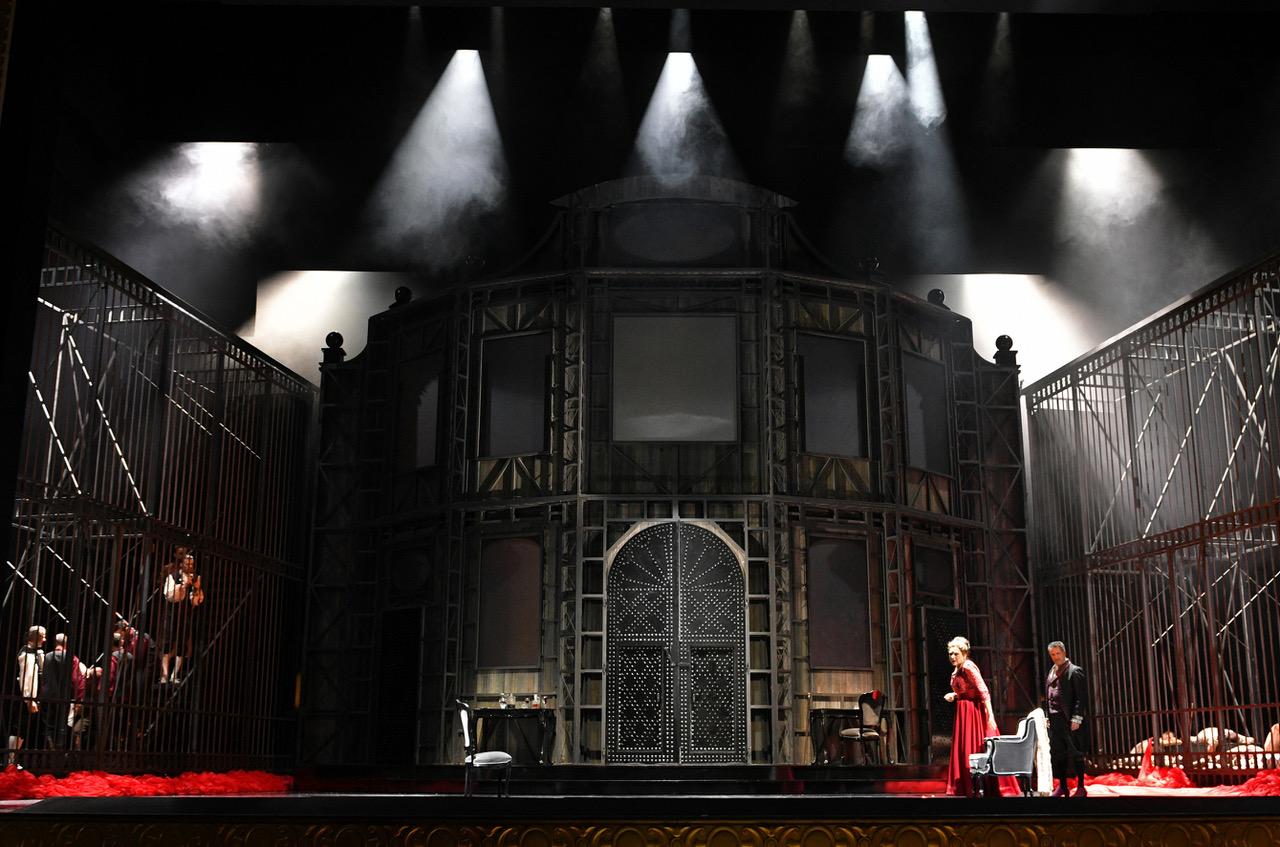 Tosca En El Liceu