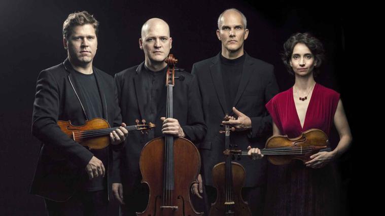 Quartet Casals I El Violoncel·lista Alban Gerhardt