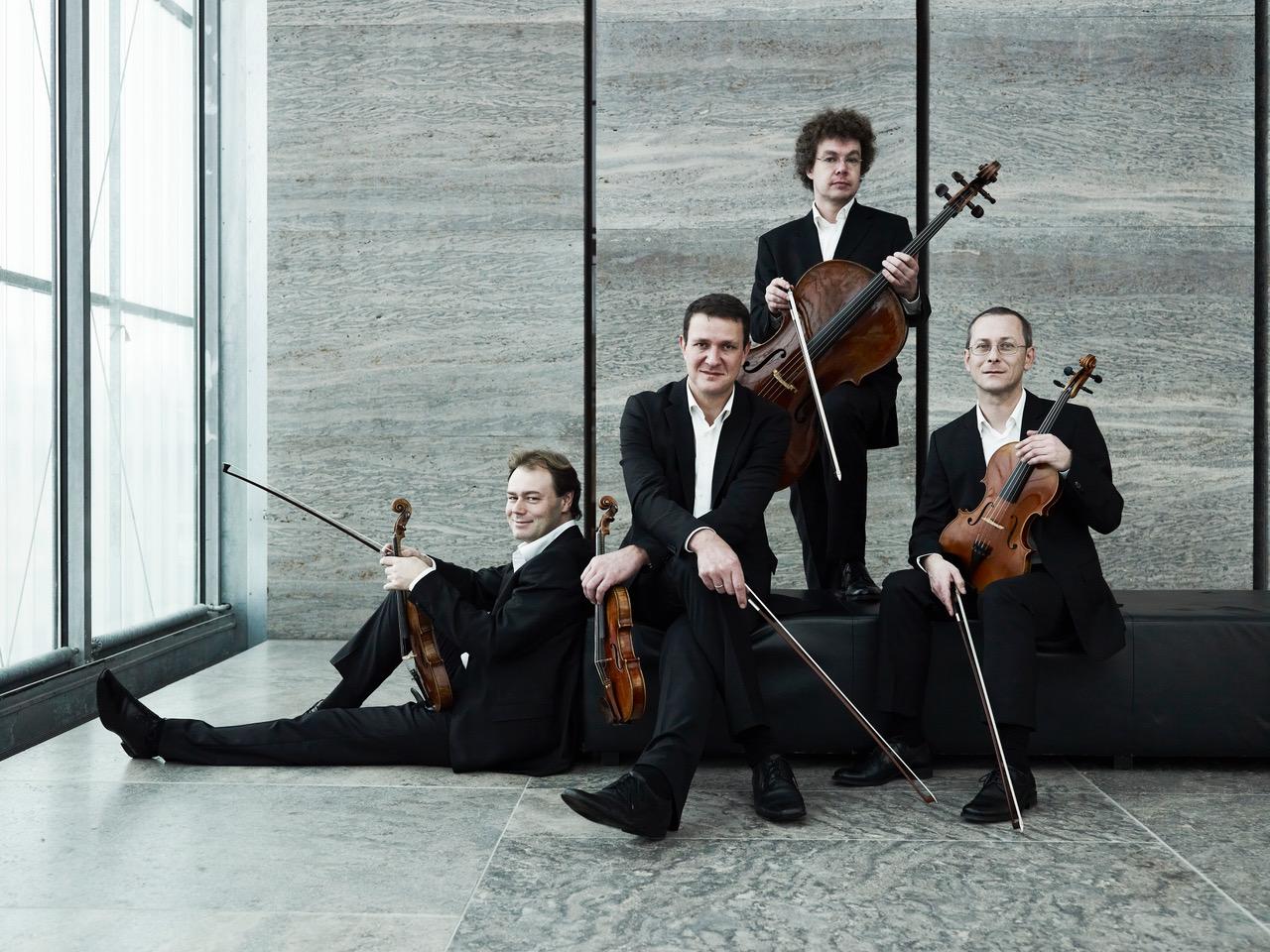 El Leipzig String Quartet En El Festival De Cadaqués