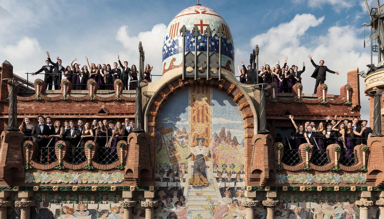 L'Orfeó Català Actuará En Los Proms De Londres