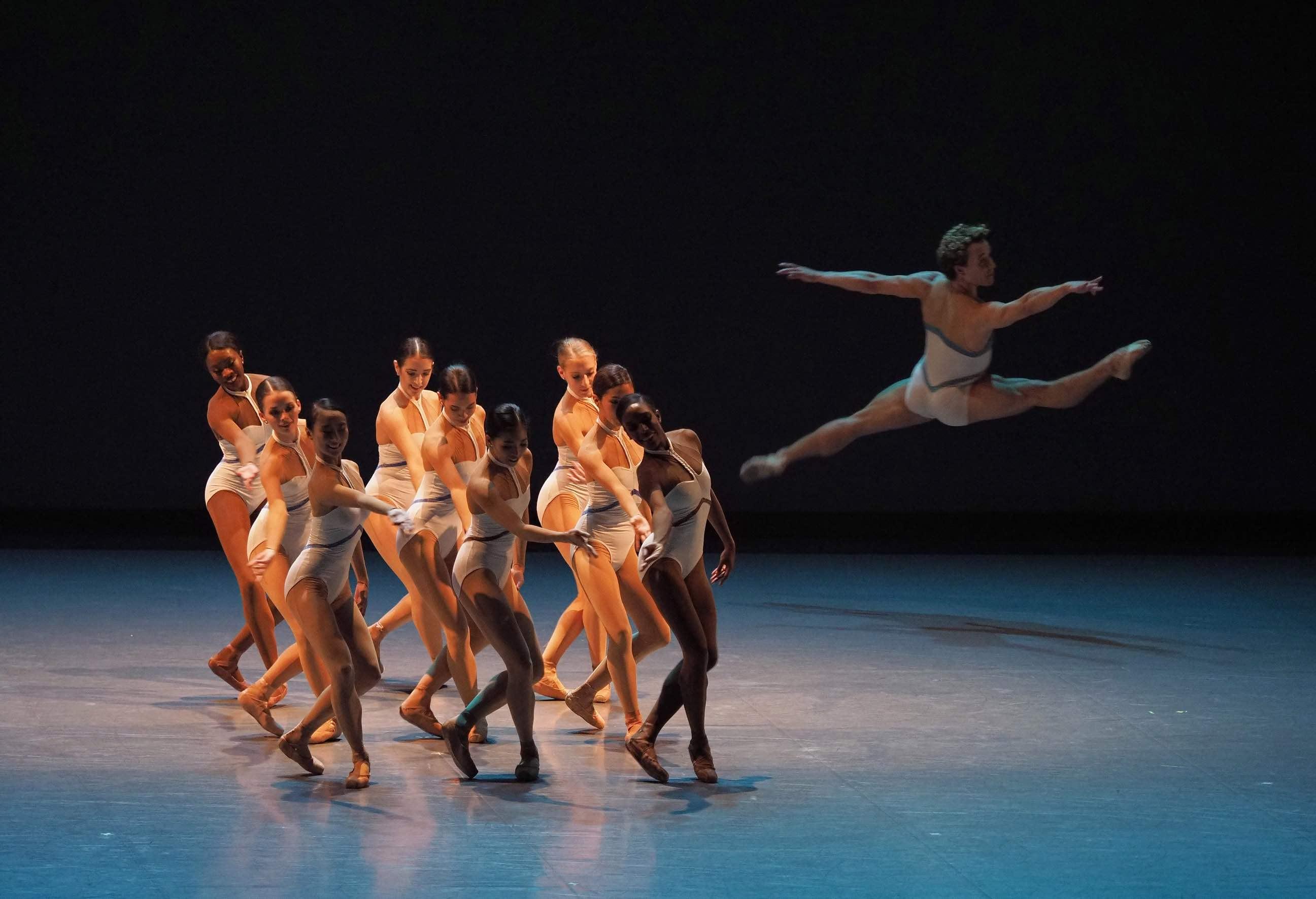Les Grands Ballets Canadiens De Montréal En El Liceo De Barcelona