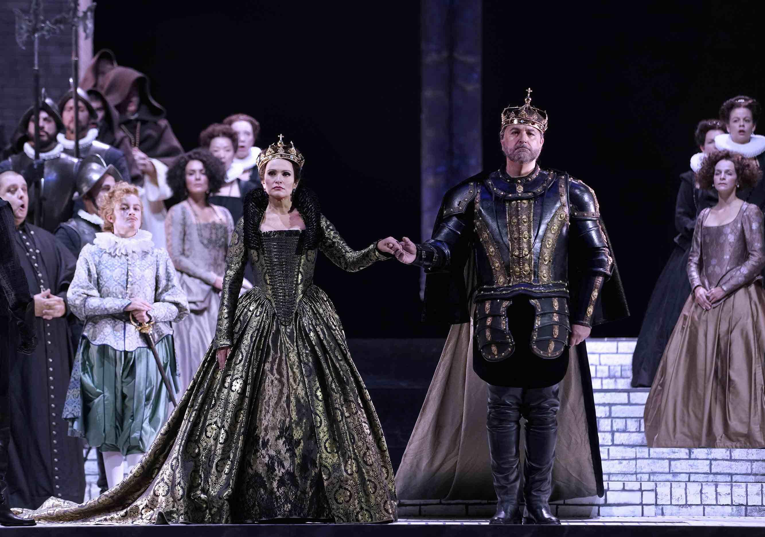 """Don Carlo"" De Verdi Inaugura La Temporada 2019-2020"