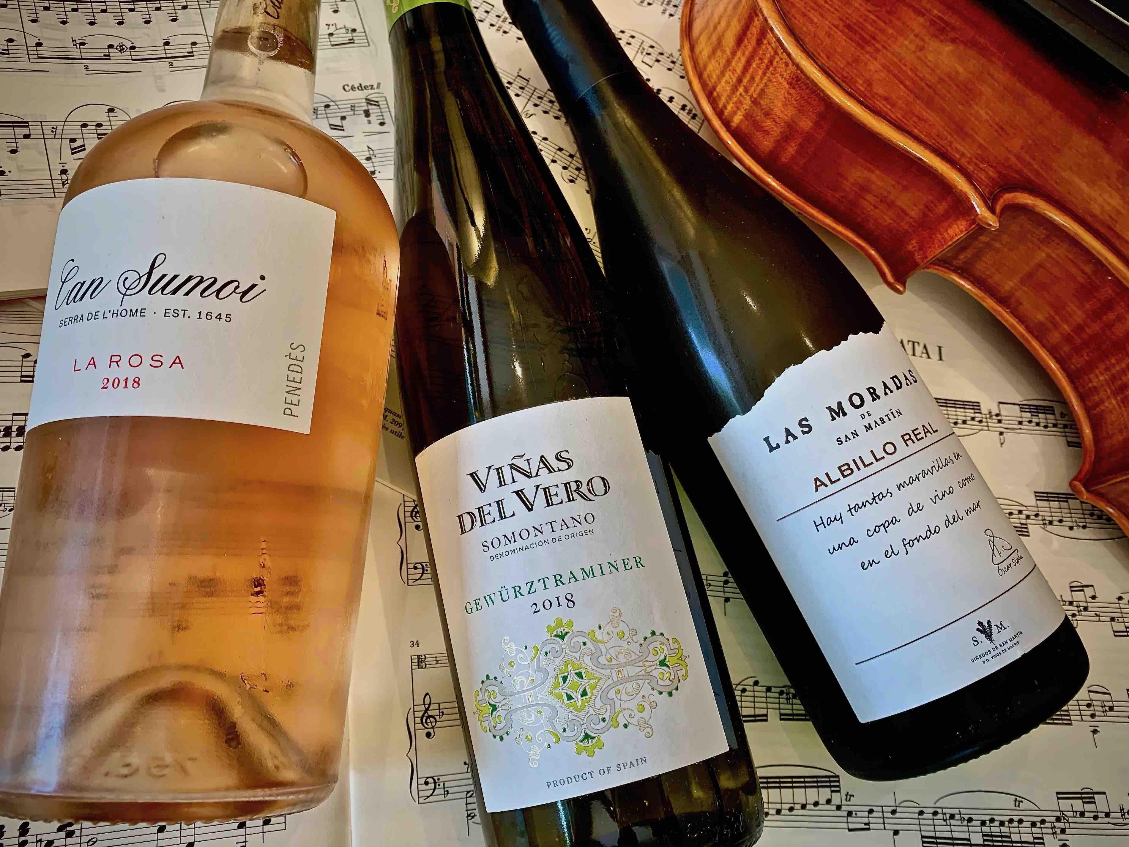 """El Melómano """"sommelier"""" (6): Tres Vinos Ganadores"""