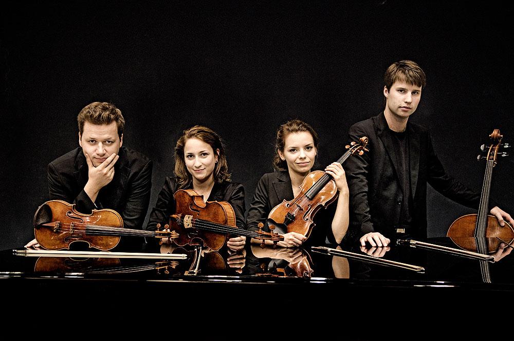 Armida Quartet En L'Auditori