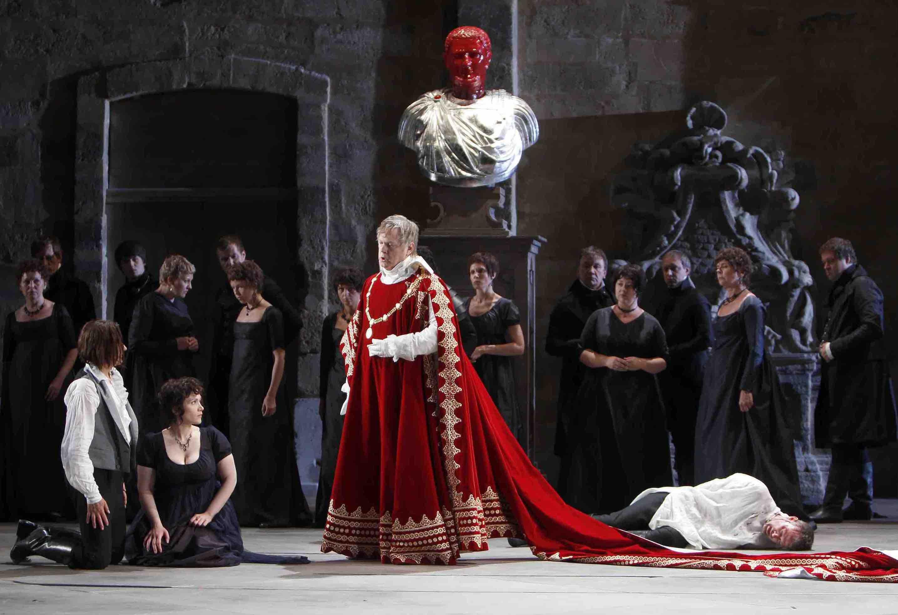 La últimaopera Seriade Mozart Bajo La Visión De McVicar