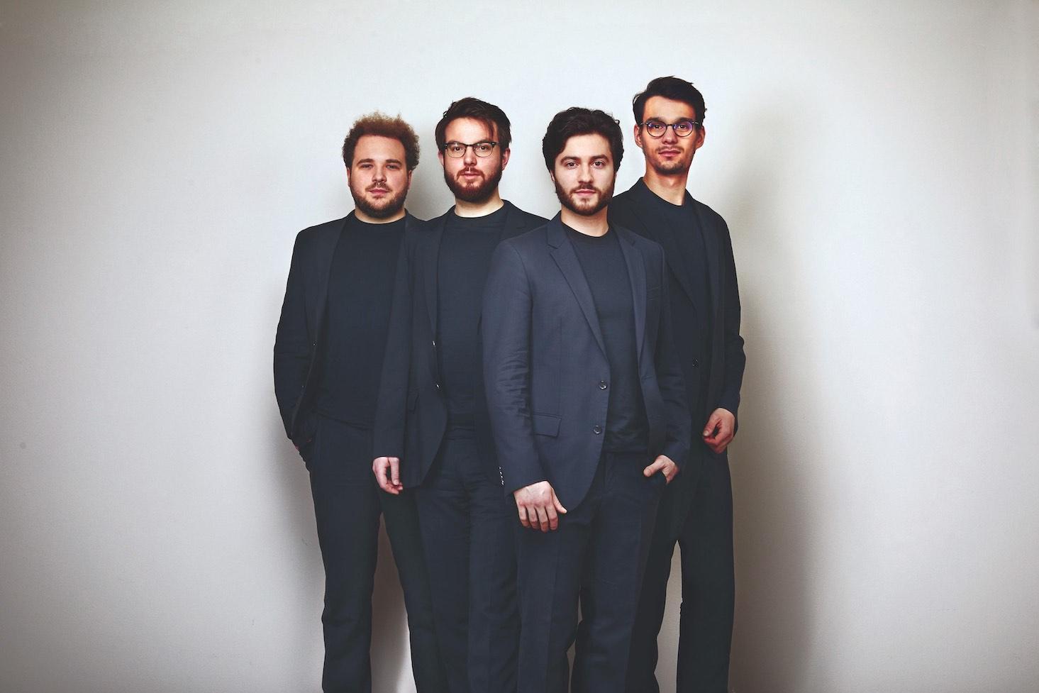 Goldmund Quartet En El Palau
