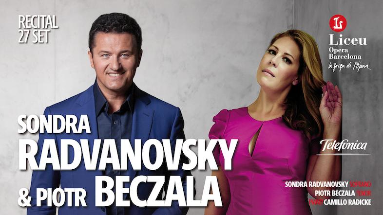 Radvanovsky Y Beczala En El Liceu