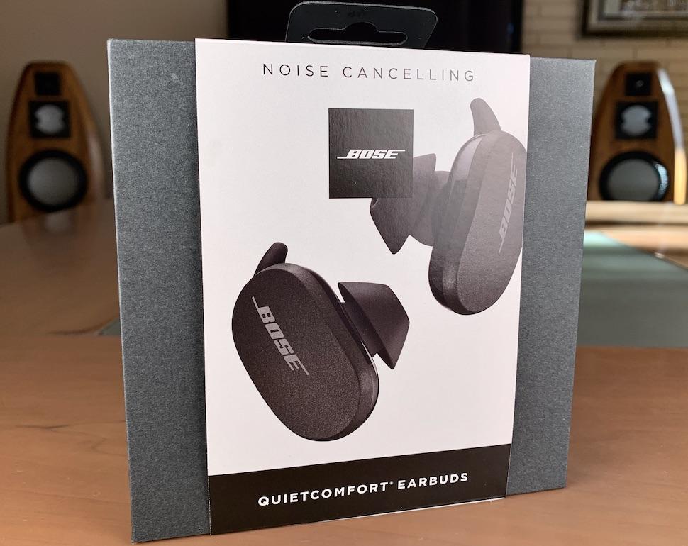 Bose QuietComfort Earbuds, Extraordinario Sonido