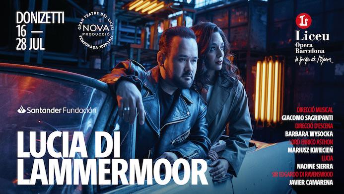 """Lucia Di Lammermoor"" Vuelve Al Liceu"