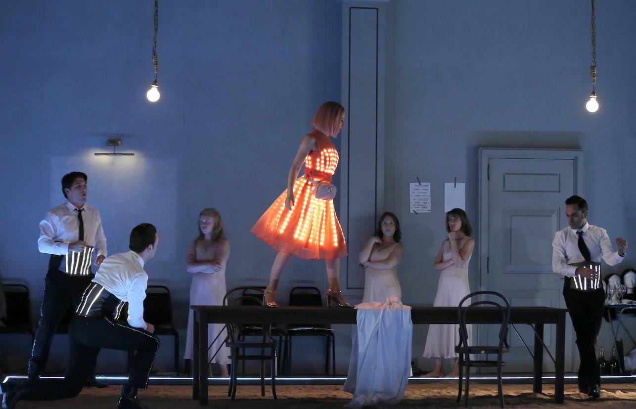 Ariadne Auf Naxos De Strauss Inaugura La Temporada Del Liceu