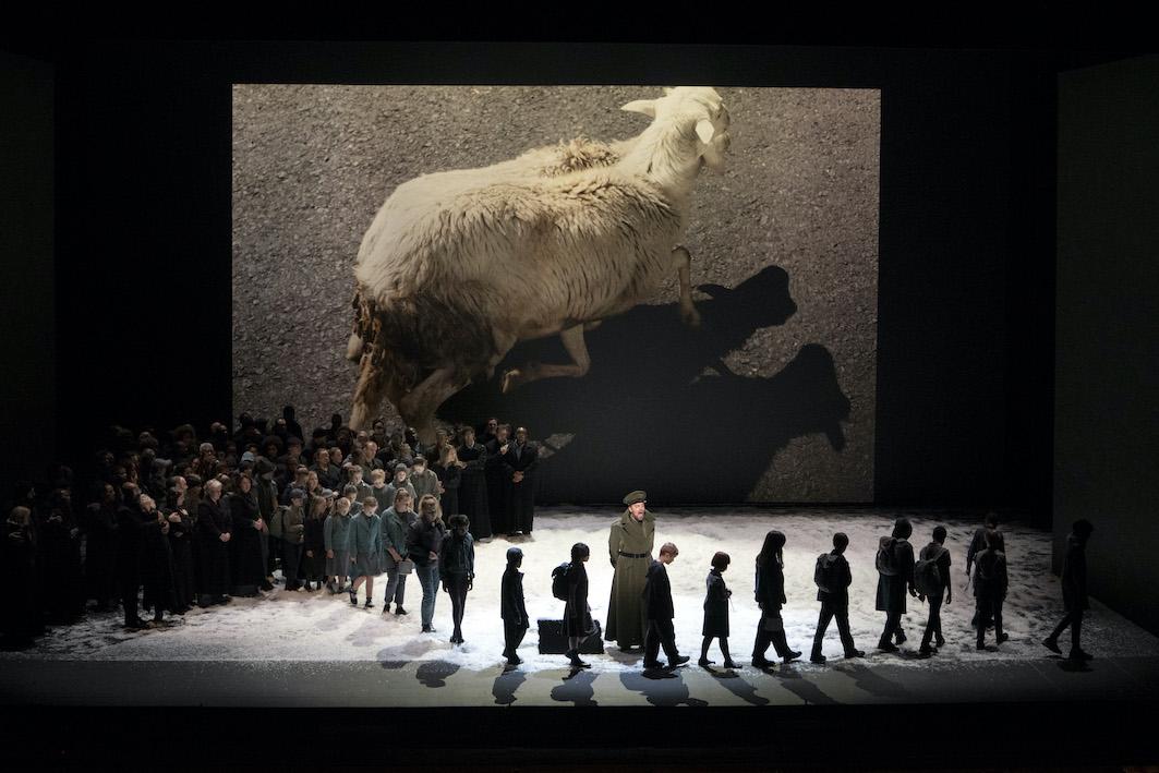 """War Requiem"" De Britten En El Liceu"